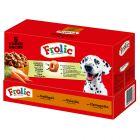 Frolic Complete Fjerkræ, grøntsager & ris