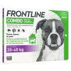 FRONTLINE Combo Chien L, 20- 40 kg