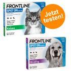 Frontline® Spot Set für Katzen & Hunde L