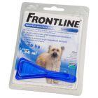 FRONTLINE SPOT-ON pro psy M roztok pro nakapání na kůži