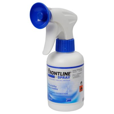 Frontline Spray 2,5 mg/ml kožní sprej