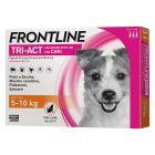 Frontline Tri-Act soluzione spot-on per cani 5-10 kg