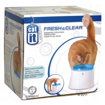 Fuente Catit Design Fresh & Clear 2 l