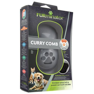 FURminator Curry Comb kefe
