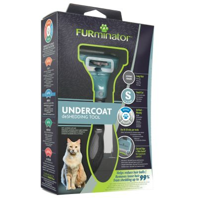 FURminator deShedding Tool kissoille
