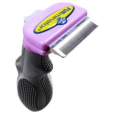 FURminator DeShedding Tool - Long Hair Cats