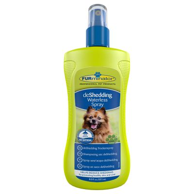 FURminator Spray a secco deShedding