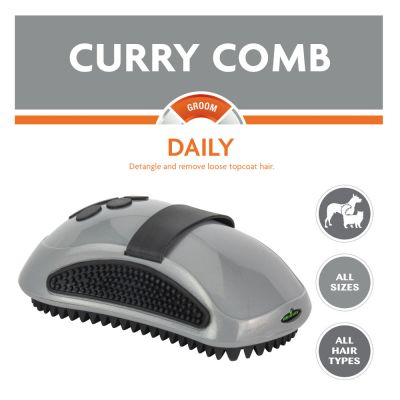FURminator Striglia Curry Comb