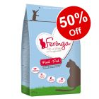400g Feringa Dry Cat Food - 50% Off!*