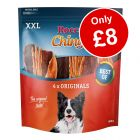 900g Rocco Chings Originals XXL Pack Dog Snacks - Only £8!*