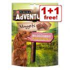 300g AdVENTuROS Nuggets - Buy One Get One Free!*