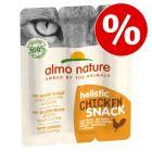 15 g Almo Nature Holistic Snack Cat zum Sonderpreis!