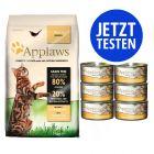 400 g Applaws Trockenfutter + 6 x 70 g Applaws Dosen im Probierset!