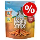 180 g Barkoo Meaty Strips za zkušební cenu!