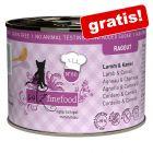 180 g catz finefood Ragout - Lamm & Kamel