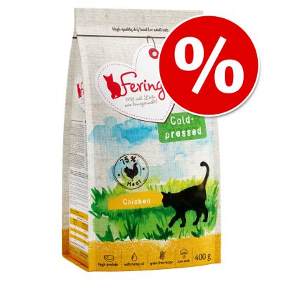 400g Feringa Adult Cold-pressed Dry Cat Food - Special Introductory Price!*