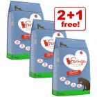 400g Feringa Adult Sterilised Dry Cat Food - 2 + 1 Free!*
