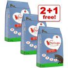 400g Feringa Adult Sterilised Dry Cat Food - 2 + 1 Free!*