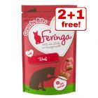 30g Feringa Crunchy Bites Cat Treats - 2 + 1 Free!*