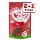 30g Feringa Crunchy Bites Cat Treats - 2 + 1 Free!*