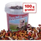 400 g + 100 g gratis! 500 g DogMio Barkis (semi-umede)