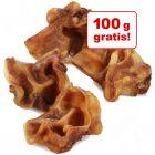 900 g + 100 g gratis! 1 kg Orecchie di maiale in pezzi