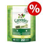 170 g / 340 g Greenies Zahnpflege-Kausnacks zum Sonderpreis!