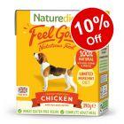 200g / 390g Naturediet Wet Dog Food - 10% Off!*