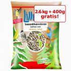 2,6 + 400g gratis! Lillebro Semințe decojite de floarea soarelui