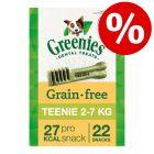 170 g Greenies Zahnpflege-Kausnacks zum Sonderpreis!