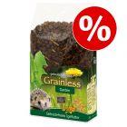 750g JR Garden Grainless -siilinruokaa erikoishintaan!