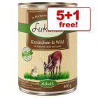 400g Lukullus Classic Wet Dog Food - 5 + 1 Free!*