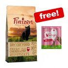 400g Purizon Dry Cat Food + Feringa Turkey & Lamb Cat Sticks Free!*