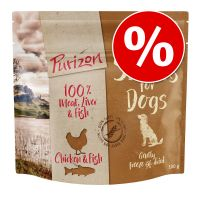100g Purizon Grain-Free Dog Snacks - Special Price!*