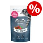 50 g Smilla Soft Sticks zum attraktiven Probierpreis!