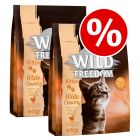 400g Wild Freedom Dry Cat Food - Buy One Get One Half Price!*