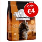 400g Wild Freedom Dry Cat Food - Only €4!*