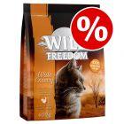 400g Wild Freedom Dry Cat Food - Special Price!*