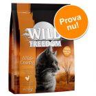 400 g Wild Freedom torrfoder till prova-på-pris!