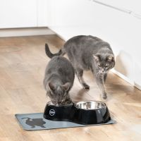Gamelle double Cosma pour chat