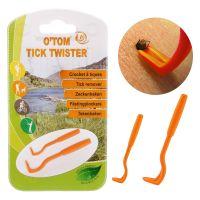 Gancio Togli-Zecche O'Tom arancione