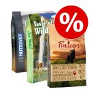 Gemengd Graanvrij Probeerpakket: Purizon + Nutrivet + Taste of the Wild Kattenvoer