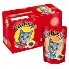 Gemengd pakket: Catessy Hapjes in Saus Kattenvoer