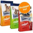 Gemengd pakket Happy Cat Indoor Adult