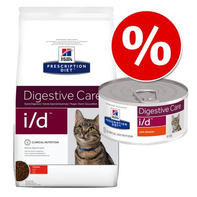 Gemengd pakket Hill's Prescription Diet Feline Kattenvoer