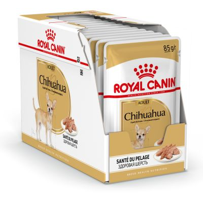 Gemengd pakket: Royal Canin Breed Hondenvoer - Chihuahua Adult