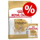 Gemengd pakket: Royal Canin Chihuahua Adult - Hondenvoer