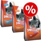 Gemengd pakket Smilla Adult kattenvoer