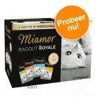 Gemengd Probeerpakket Miamor Ragout Royale Kattenvoer 12 x 100 g