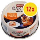 Gemengd Voordeelpakket Animonda Carny Ocean 12 x 80 g